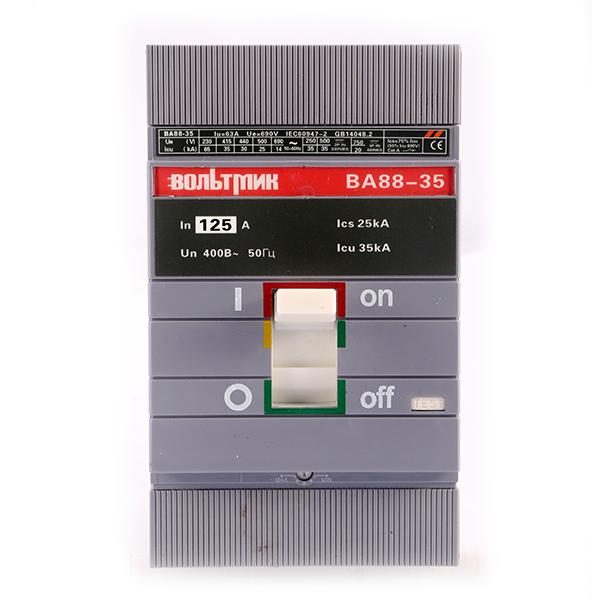 (S) Авт.выключатель ВА 88-35 3Р 125А 35кА