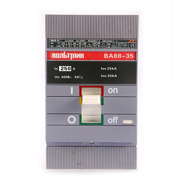 (S) Авт.выключатель ВА 88-35 3Р 250А 35кА
