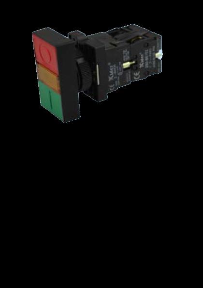 (S) Кнопка ПКВ2-LAY5-EW8365 220В