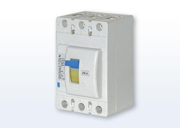 Автоматические выключатели: основные типы